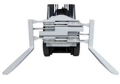 2.2ton gaffelklemmer for ikke-sideskift for gaffeltruck