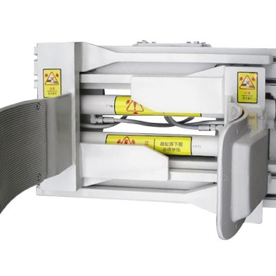 Gaffeltruck hydraulisk dobbel trommelklemmeutstyr av beste kvalitet