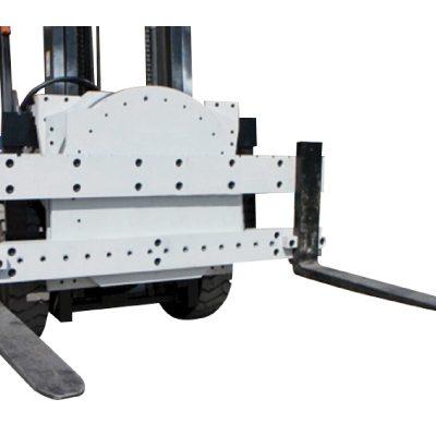 Kraftig gaffeltruckrotatorutstyr til salgs