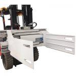 Økonomisk gaffeltruck Revoling Bale Clamp Produksjon