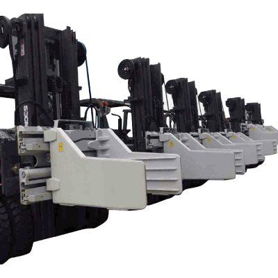 2,7 tonn Forklift Bale klemmeutstyr