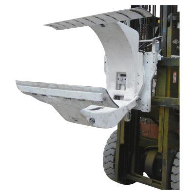 3 tonn dieselgaffeltruck med papirrulleklemmer