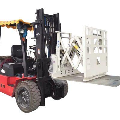Forklift Pusher-feste, Forklift Push Pull-feste