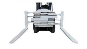 Gaffelklemme av gaffeltruck deler