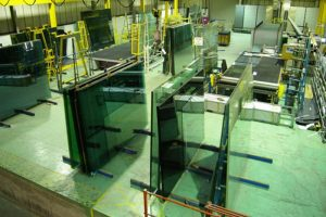Glassindustri
