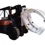 Materialhåndteringsutstyr Gaffeltruck papirrulleklemme