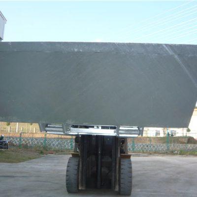 Bøtte av bra material av høy kvalitet som brukes til gaffeltruck OEM for gravemaskin
