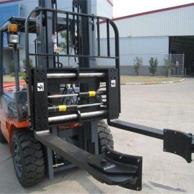 Hydrauliske gaffeltruck-tilbehør Synkrone klemgaffler for byggematerialer
