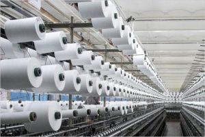 tekstilindustri